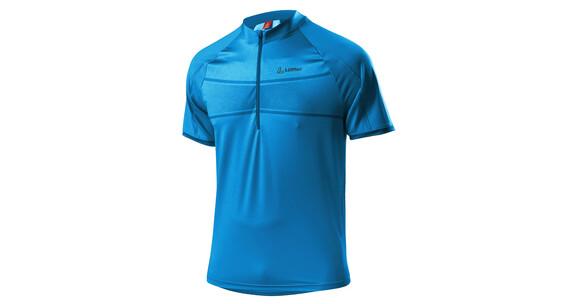 Löffler Hotbond - T-shirt course à pied - bleu